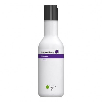 PR Shampoo 100ml (Purple Rose Shampoo 100ml (3.38 fl.oz.) - Green - Pr Rose