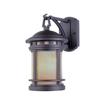 Sedona 11'' Wall Lantern by Designers Fountain 2391-AM-ORB in Bronze Finish