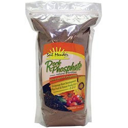 Soil Mender Rock Phosphate 5 lb. (Rock Phosphate Fertilizer)