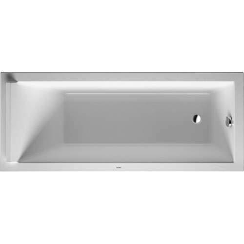 Duravit Starck Soaking Bathtub 700332000000090 White