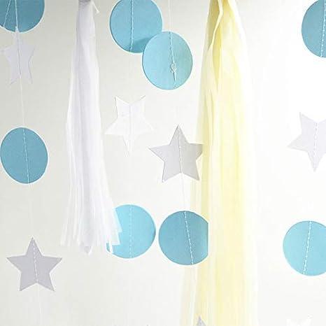 Winnes Stars - Círculo de decoración Opcional para Fiestas ...