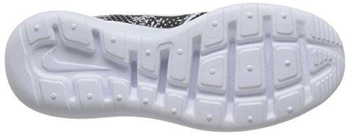 Nike Wmns Kaishi 2.0 Print, Zapatillas de Deporte para Mujer, Negro Negro (Black / White-White)