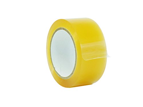 WOD CVT-536 Clear Vinyl Pinstriping Dance Floor Tape, Safety Marking Floor Splicing Tape (Also Available in Multiple Sizes & Colors): 4 in. wide x 36 yds. (Pack of 1)