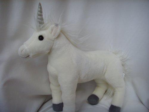 Unicorn White Horse Wizarding World of Harry Potter Plush Toy 15