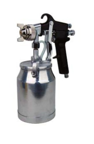 Atd tools 6810 suction style spray gun automotive for Spray gun for oil based paints