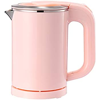 Amazon Com 0 5l Portable Electric Kettle Mini Travel