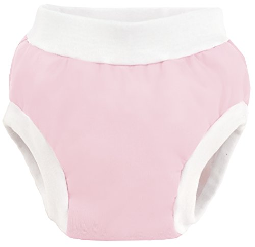Kushies Baby PUL Training Pant, Pink, Medium