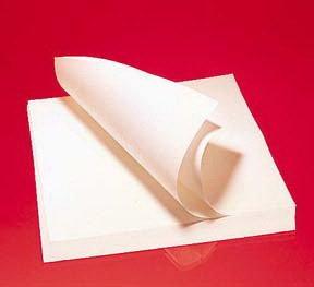 Fisherbrand Qualitative Grade Plain Circles and Sheets P5 Grade 50 x 50 cm qty 500 sheets