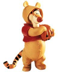 Disney Pooh & Friends Halloween Tigger - Boo Hoo Hoo to You -