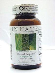 Réponse innée - Soins de la thyroïde Réponse complète 90 tabs