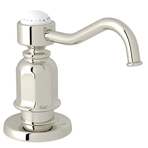 ROHL U.6995PN Luxury Soap Dispensers Polished Nickel