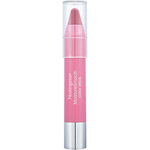 Neutrogena Moisturesmooth Color Stick, 140 Pink Grapefruit, .011 Oz. (Pack of 36)
