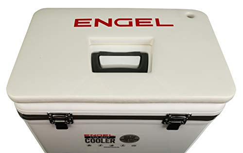 Engel Drybox Seat Cushion - fits Cooler/Dry Box 30 Qt ()