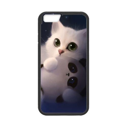 Sweet Nightmare L coque iPhone 6 Plus 5.5 Inch cellulaire cas coque de téléphone cas téléphone cellulaire noir couvercle EEECBCAAN07913