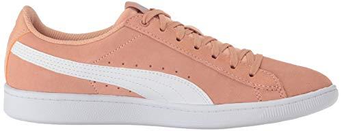 Dusty Coral Sneaker Basse Vikky puma Donna White Puma RpIPOUx