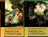 The Norton Anthology of American Literature 9780393929935