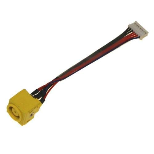 Computer Cables Yoton Wholesale New DC Power Jack Cable for Lenovo THINKPAD T520 T520I T520S Laptop Yoton - (Cable Length: Other)
