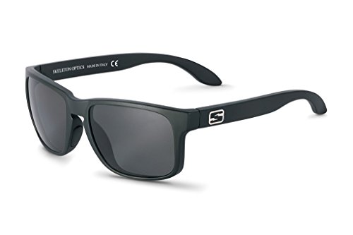Skeleton Optics Decoy Standard Line Sunglasses, Grey, One Size