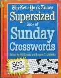 The New York Times Supersized Books of Sunday Crosswords