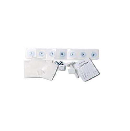 Image of Diagnostics & Screening Mortara 43272 Holter Prep Kit for Use with 92514 Recorders, Includes Loop Tape Strips, 1 Patient ID Label, 1 Skin Prep Scrub, 1 Patient Diary, 7 Holter Electrodes (Pack of 30)