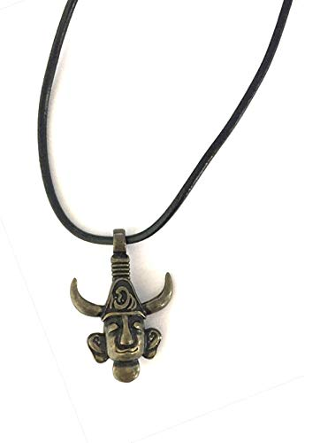 BlingSoul Natural Super Dean Winchester Necklace - Sam Winchester Necklace Jewelry for Fans -