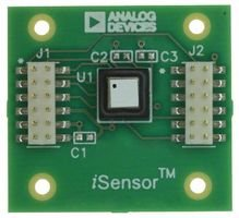 Axis Accelerometer (ANALOG DEVICES ADIS16003/PCBZ ADIS16003, ACCELEROMETER, 2 AXIS, SPI, EVAL)