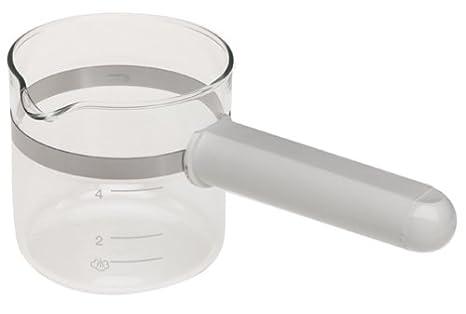 Amazon.com: Krups 027 – 70 repuesto Espresso jarra, blanco ...