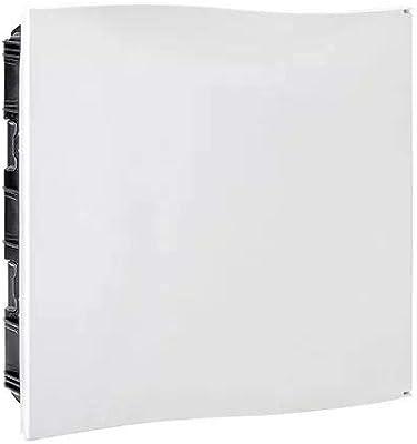 IDE IB28PO IP40 Caja para ICP y Distribución de Empotrar, Negra ...