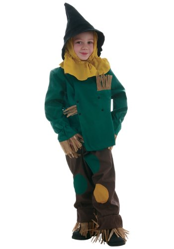 Big Boys' Ren's Scarecrow Halloween Costume