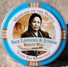 3-Tins-of-Navajo-Medicine-Of-The-People-Sage-Lavender-Juniper-Beauty-Way-Balm-075-oz-each-Christmas-Stocking-Stuffer