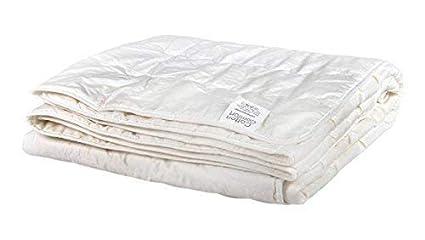 Couette /ét/é Snoozing Kreta 100x135 cm 100/% coton Blanc