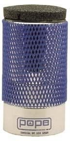 Pope Scientific 8621 Borosilicate Glass Laboratory Grade Dewar, Cylindrical Type, Mesh Protective Covering, 1900 mL Capacity, 190 mm Depth x 252 mm Height