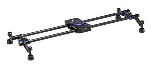 Benro MoveOver8 Dual Carbon Rail Slider - 600mm (C08D6)