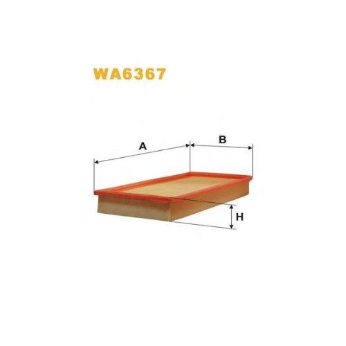 Wix Filter WA6367 Air Filter: