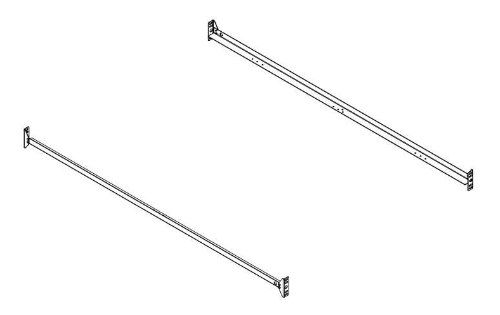 Bolt On Bed Rails For Twin Xl Full Xl And Queen Size Beds Amazon