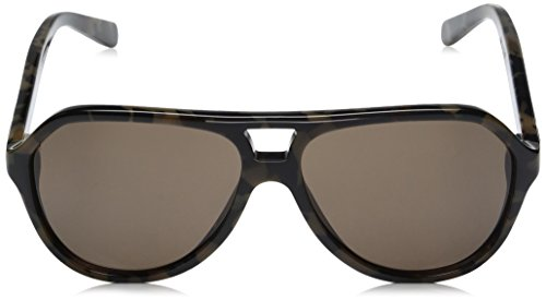 Gafas Sol 52 de Gabbana para Green Hombre Dolce amp; Camo Stripes qXwUvt6