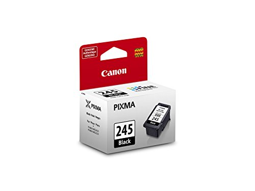 Canon Pg-245 Black Cartridge, Compatible To Mx492, Mg3020, Mg2920,mg2924, Ip2820, Mg2525 & Mg2420