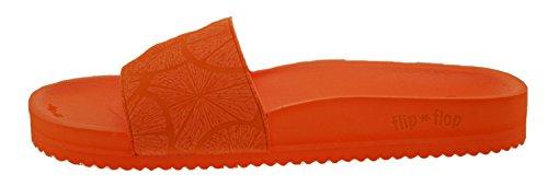 Flip flop Orange Femme Pour Sandales TTPBS