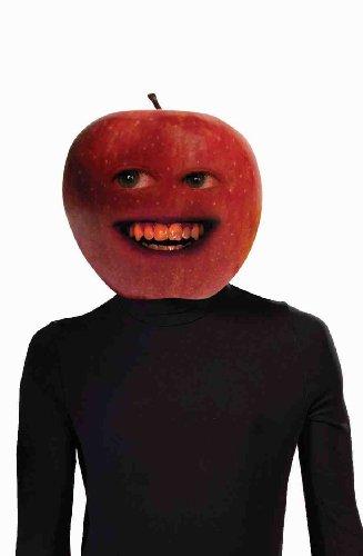 Forum Annoying Orange Costume Midget Apple Latex Full -