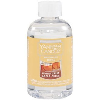 Yankee Candle Reed Honeycrisp Apple Cider Diffuser Oil Refill 4oz