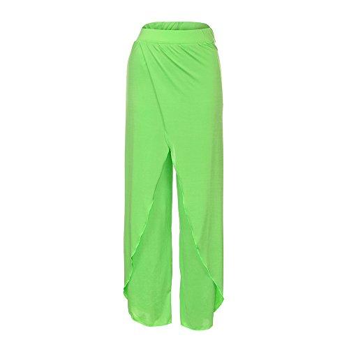 Taille Palazzo Amincissant Mode Kangrunmy Imprime Fluide Femme Grand La Elastique A Taille Pants Chic Yoga Jambes Harem Pantalon T Taille Large Stretch Evas Haute H qTRHg6wC