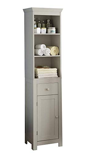 4D Concepts 90622 Rancho Tower Cabinet Vanilla Cappuccino ()