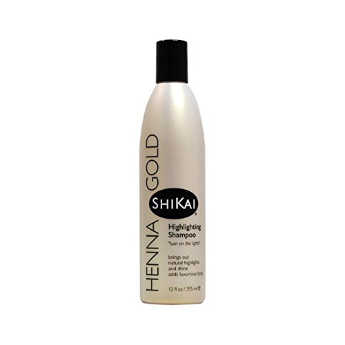 Shikai Henna Gold Highlighting Shampoo 12 (Shikai Henna)