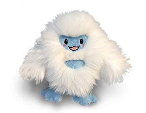(Northern Gifts Bigfoot Stuffed Animal - Wild Wonders Plush Cryptid Toys, 8 Inch (Yeti) )