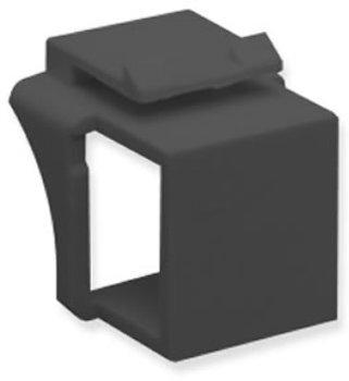 - WMU - IC107BN0BK - BlankModConnect 10PK BLACK