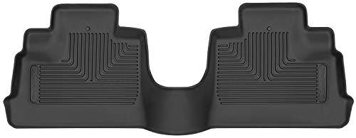 Husky Liners – 53671 Fits 2011-17 Jeep Wrangler 4 Door, 2018 Jeep Wrangler JK 4 Door X-act Contour 2nd Seat Floor Mat…
