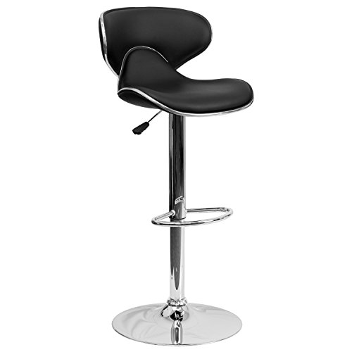 Gg Chrome Bar Stool - 5