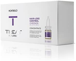 MONTIBELLO ANTICAIDA_HAIR-LOSS CONTROL CHRONOS_ AMPOLLAS 10x7ML