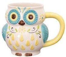 owl cup of coffee - 2