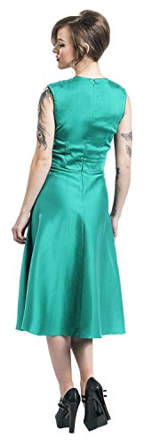 Dolly and Dotty Vestido Lazo Vestido Verde Verde